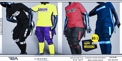 R2A 60l prolific outfit