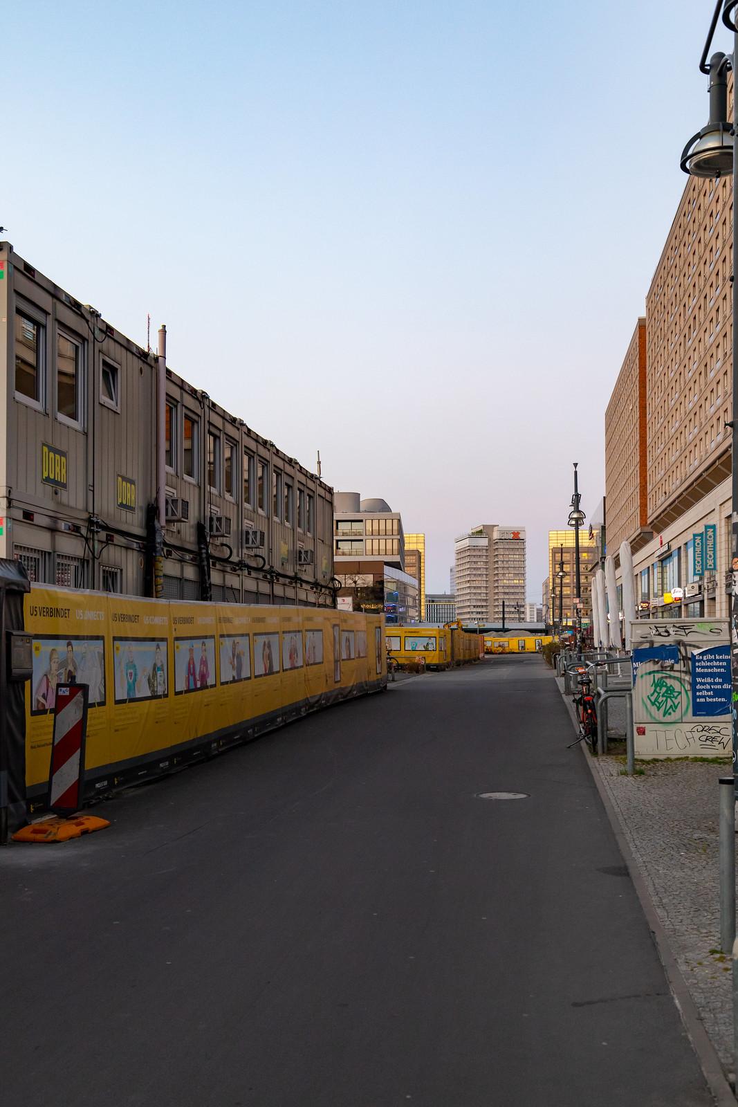 Die Rathausstraße