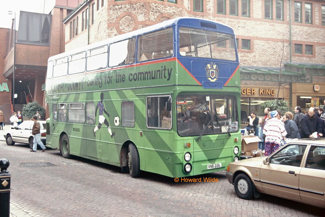 Stockport County FC (non-PCV) VNB 221L