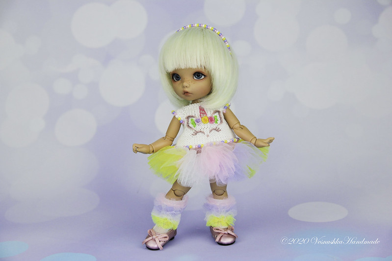 Unicorn Outfit for tiny (1/8)