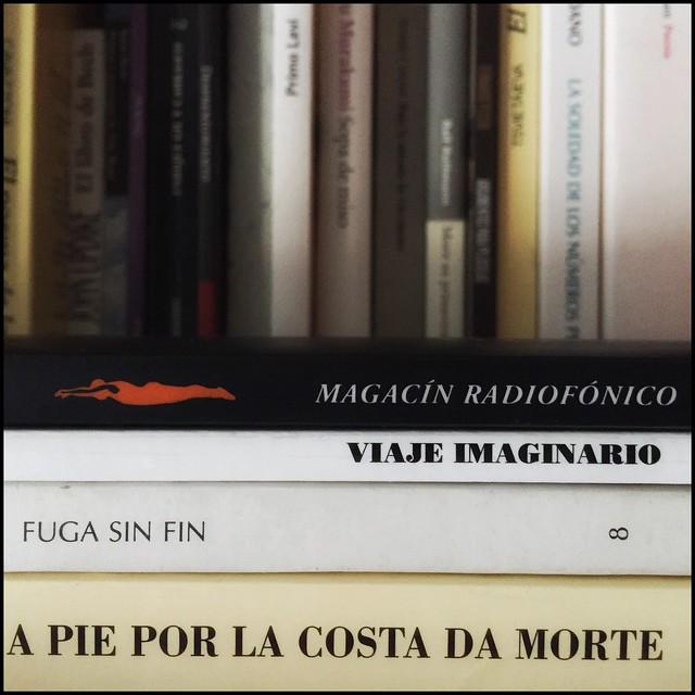 Magacín radiofónico en estado de alarma 18.4.20 #yomequedoencasa #frenarlacurva #haikusdestanteria #quedateencasa