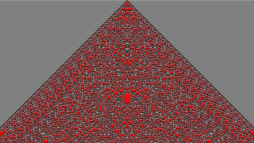 Totalistic Cellular Automaton