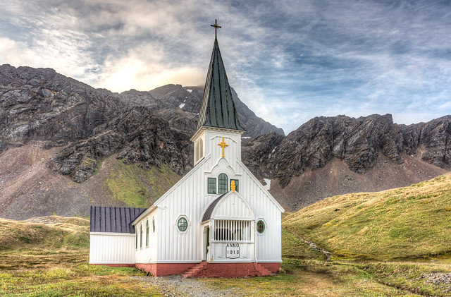 The Church of Grytviken