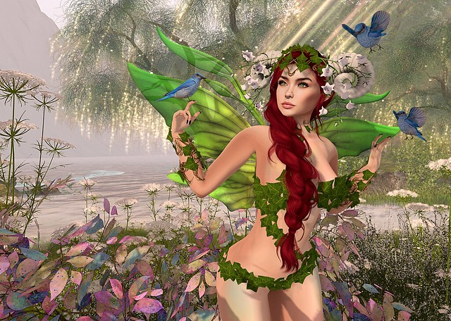 The Fae Need Chlorophyll