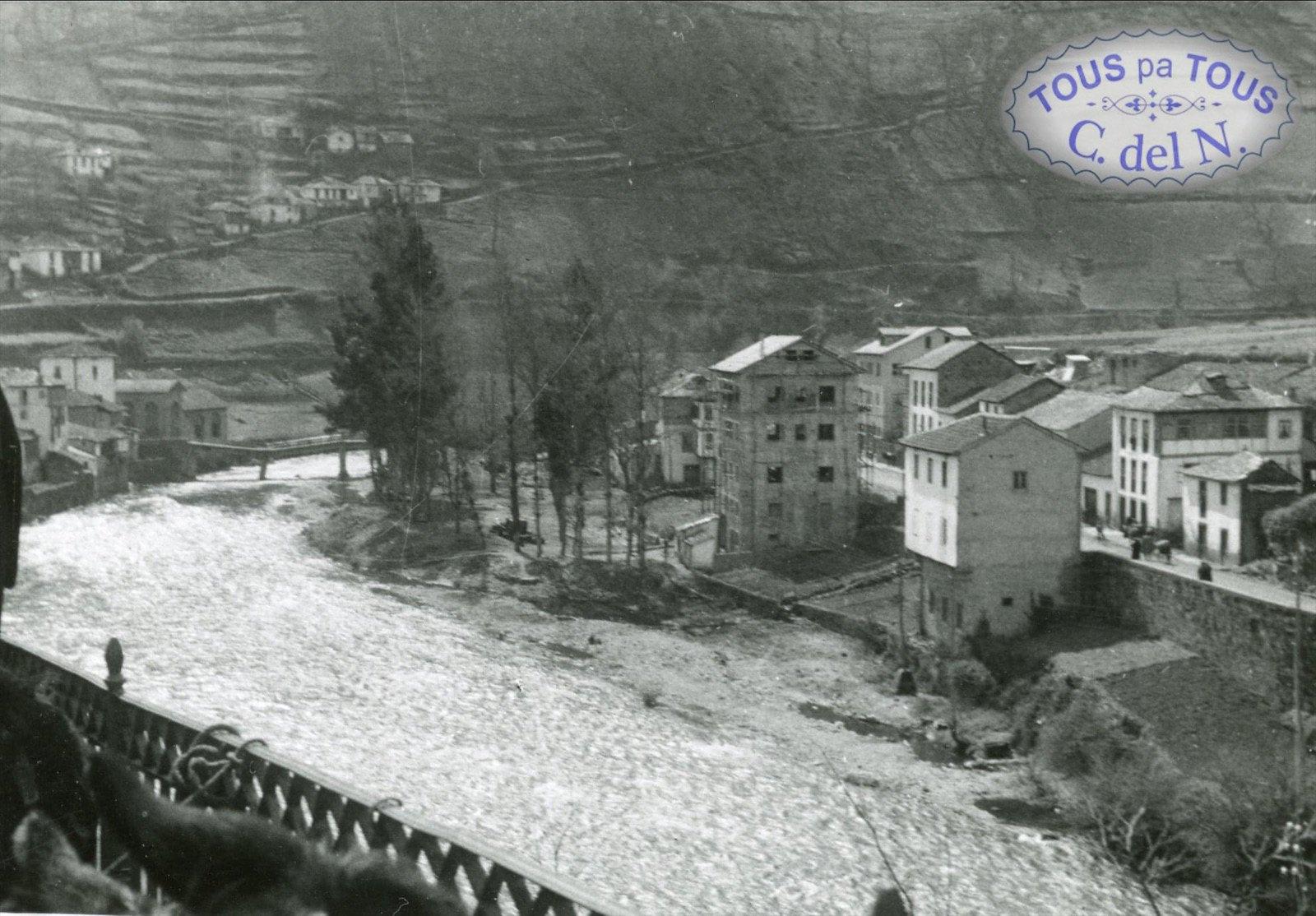 1958 - Río Narcea