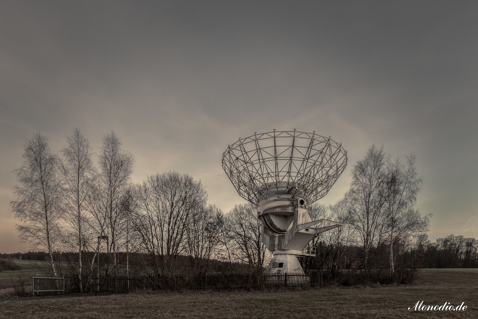ESOC Bodenstation