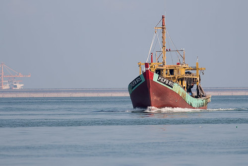 Larger trawler