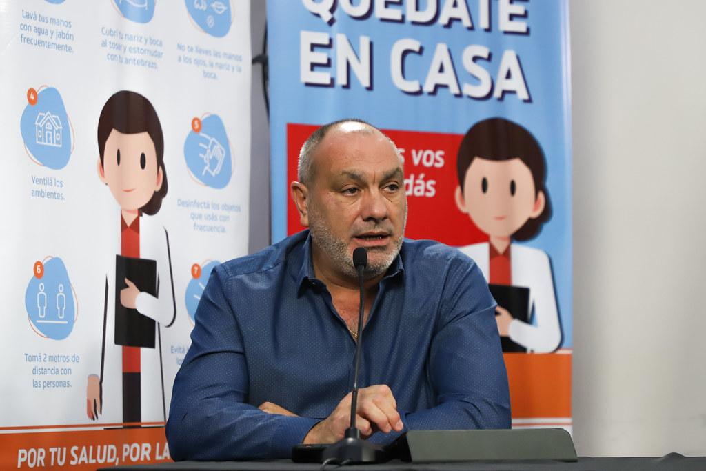 2020-04-18 OBRAS Y SERVICIOS PÚBLICOS: El Gobierno Provincial dispuso la habilitación de obras privadas registradas