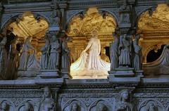 Arca di sant'Agostino (finita nel 1362) - Basilica di San Pietro in Ciel d'Oro, Pavia