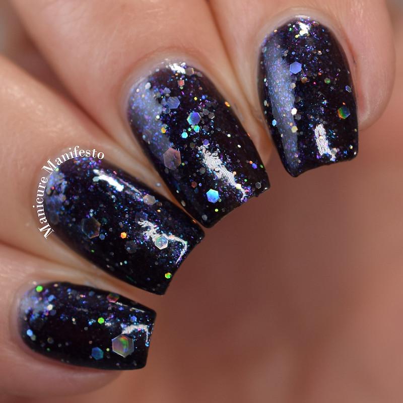 Emerald & Ash Helix Nebula