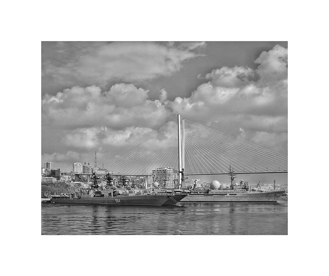 Vladivostok : Pacific fleet