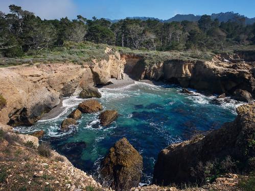 california seascape beautiful coastal pointlobos lumixgx85