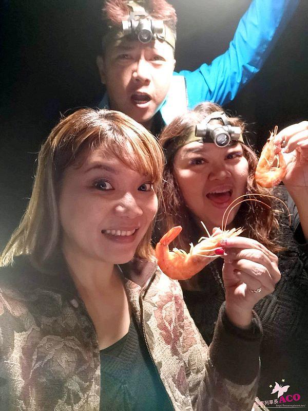 台東旅遊 台東夜間活動 夜間抓溪蝦14