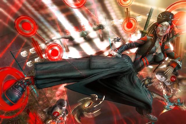 ' | System Alert; Cyber Ninja