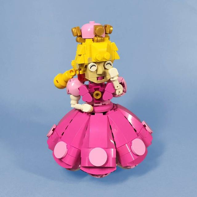 Peachette from Super Mario U