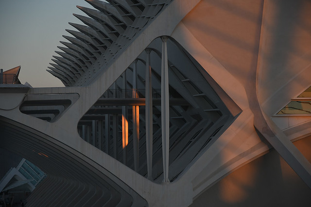 Calatrava At First Light