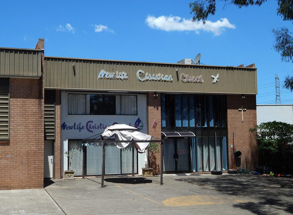 New Life Christian Church, Prospect, Sydney, NSW.