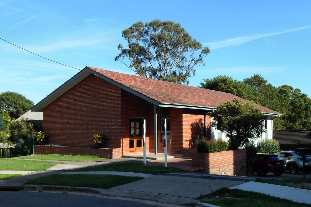 Former St Andrew's Anglican Church, Dundas, Sydney, NSW.