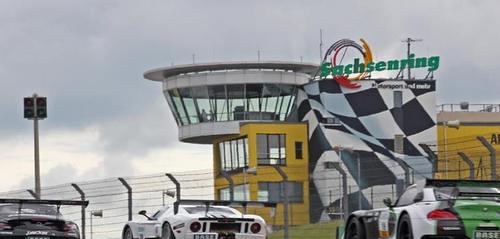 Sachsenring Circuit, Germany