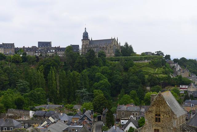 Fougéres,  Bretagne, France, August_2019_143