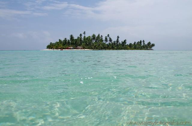 Isla Pelícano (la isla de Guna Yala en la que viven Río y Tokio en La Casa de Papel)