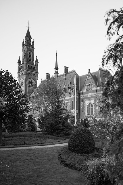 Peace Palace, The Hague