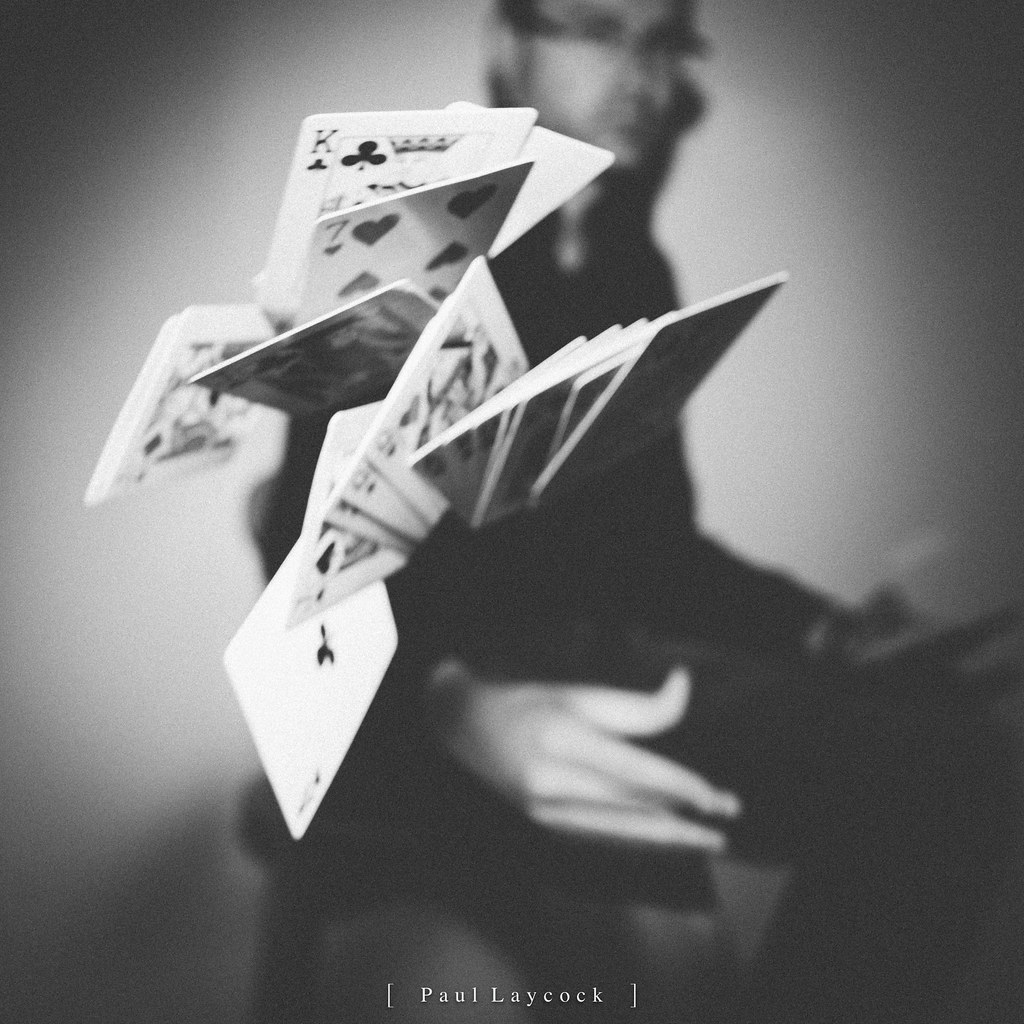 Deck of Cards 🃏  - cover
