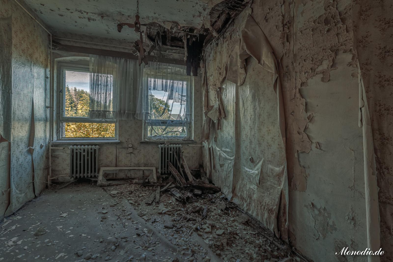 Altenpflegeheim mit Ostalgie