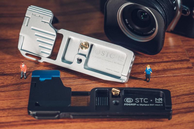 STC E-M5mk3 FOGRIP|E-M5III 快展手把