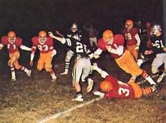1973-74 Red Devils Scrapbook
