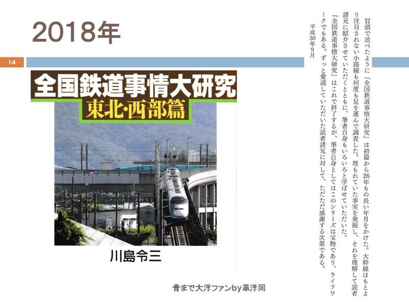 川島令三の上越新幹線新宿ルートの変遷を追う (14)