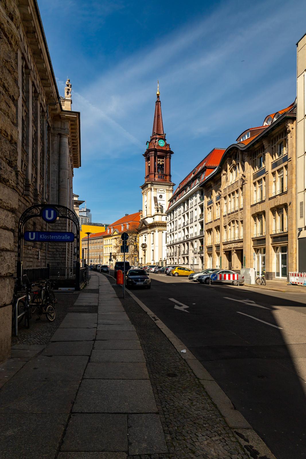 In der Klosterstraße