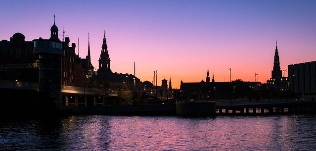 Copenhagen twillight