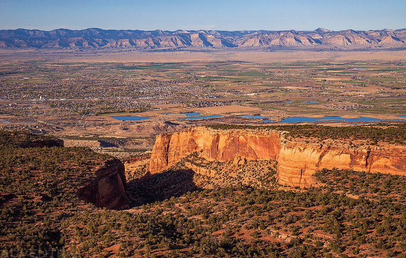 Over Kodels Canyon