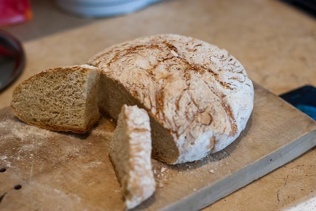 Quarantine bread