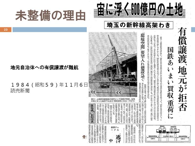 川島令三の上越新幹線新宿ルートの変遷を追う (23)