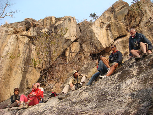 Botswana-Savuti_30-pitture-rupestri