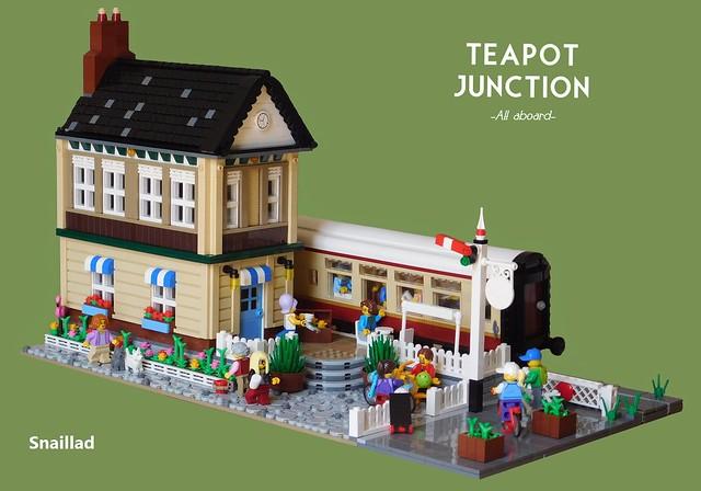 Teapot Junction