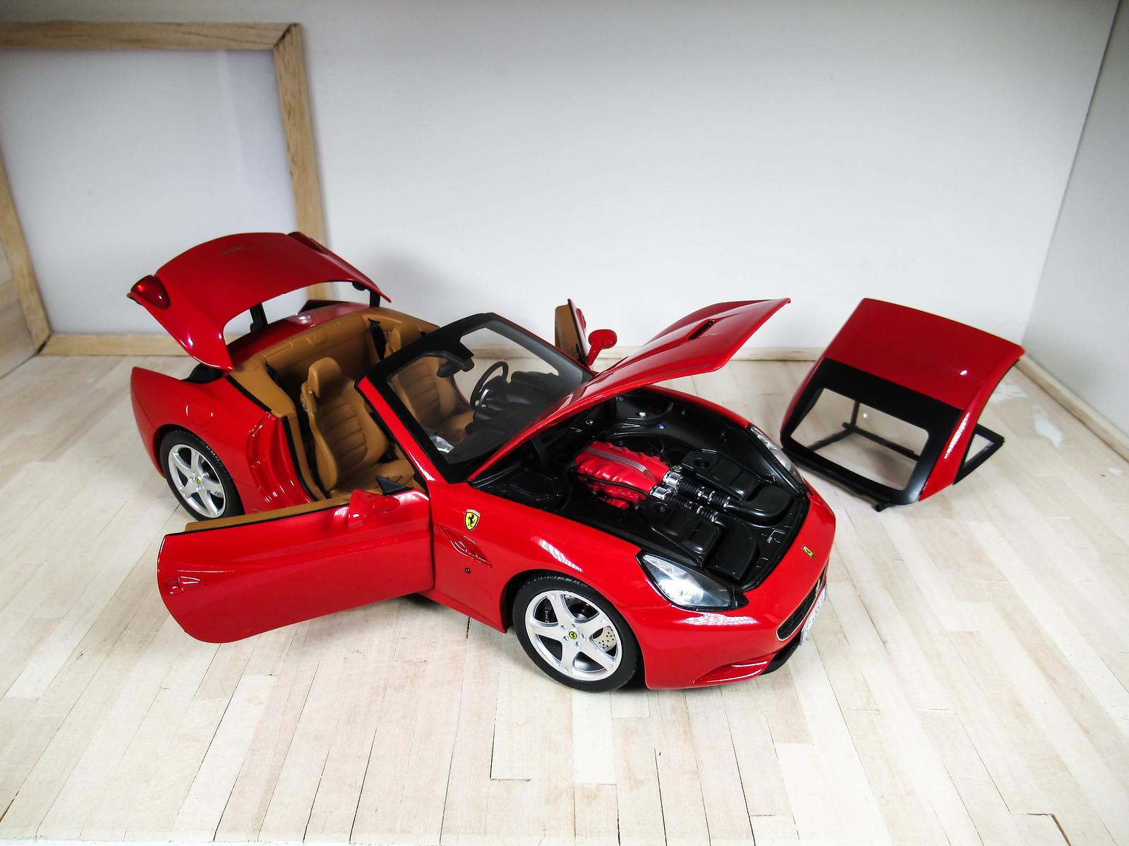 Ferrari California - Hot Wheels Elite - Ferrari ...