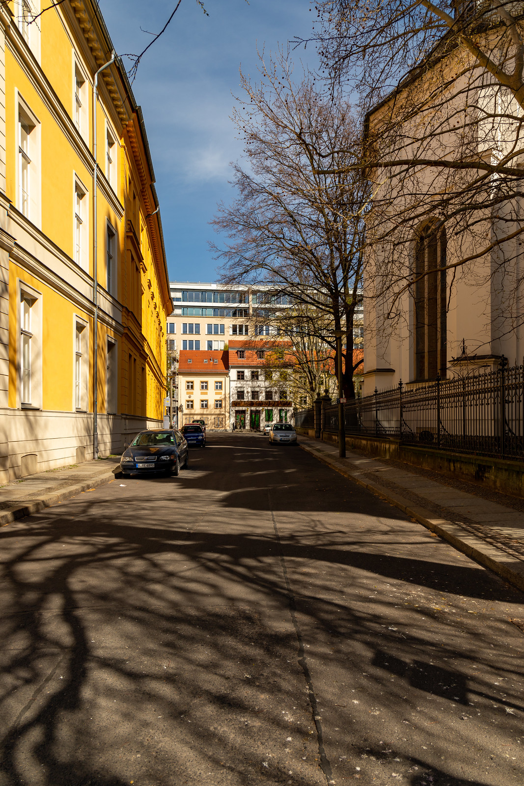 In der Parochialstraße