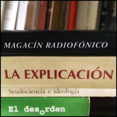 Magacín radiofónico en estado de alarma 19.4.20 #yomequedoencasa #frenarlacurva #haikusdestanteria #quedateencasa