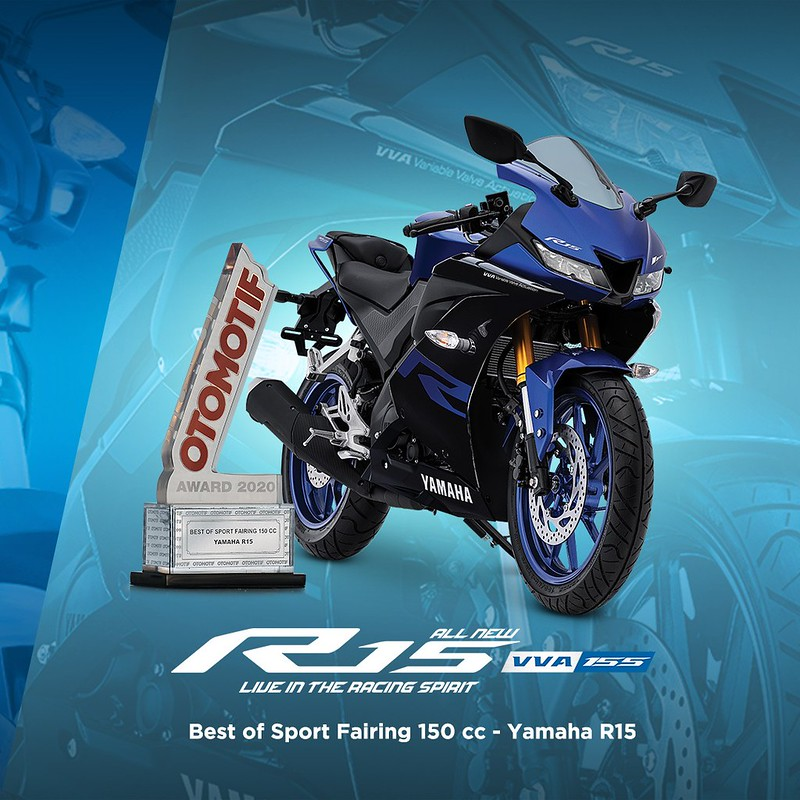 All New R15 - Best of Sport Fairing 150cc