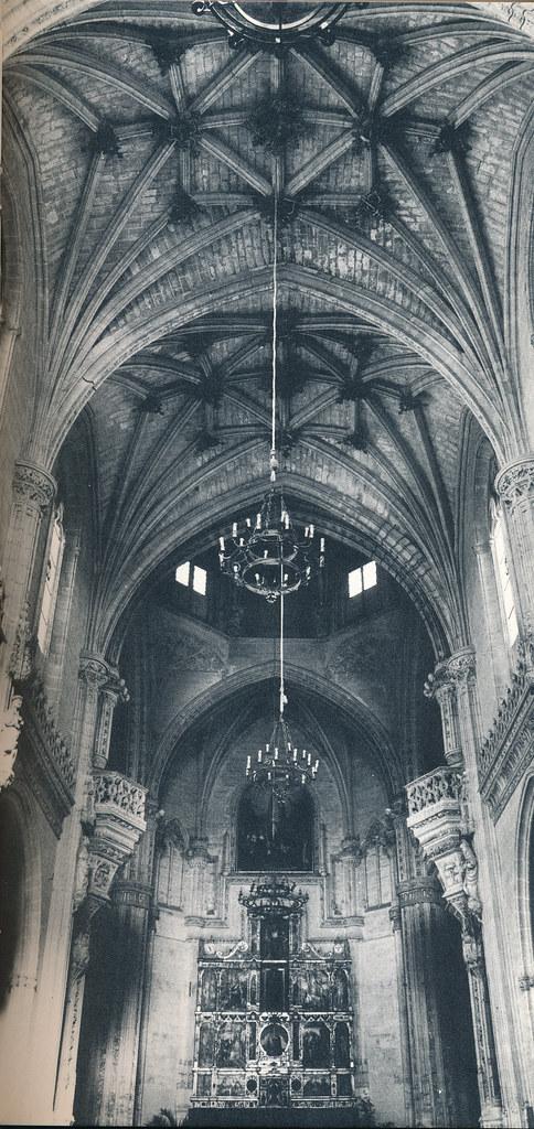 San Juan de los Reyes en Toledo hacia 1970 fotografiado por Mario Carrieri