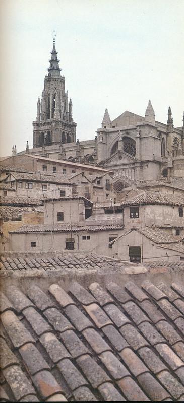 Catedral de Toledo hacia 1970 fotografiada por Mario Carrieri