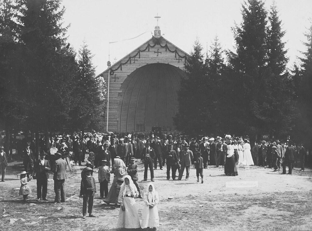 1906 laulujuhlilta kesakuu 1906