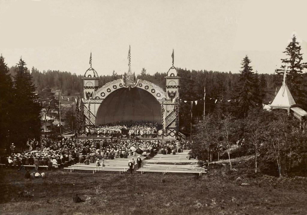 1896 Sortavalan laulujuhlilla 1896