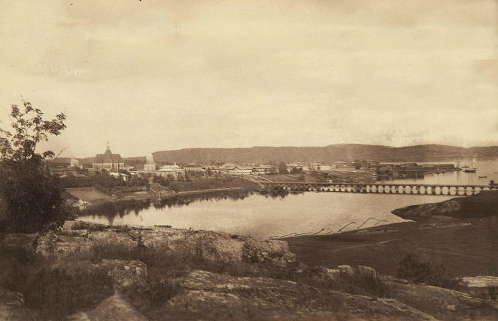 1893 до Sortavala ja Sortavalan kirkko, ennen 1893