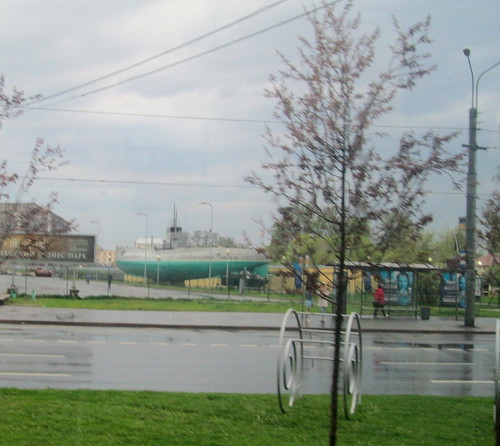Narodovolets D-2 Submarine, St Petersburg