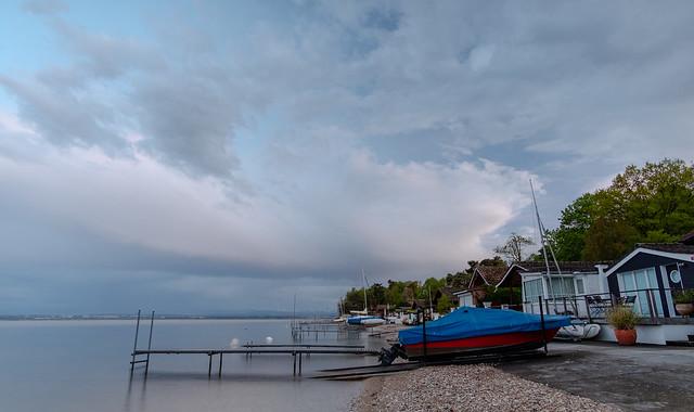 Près du Robinson, Lac de Neuchâtel