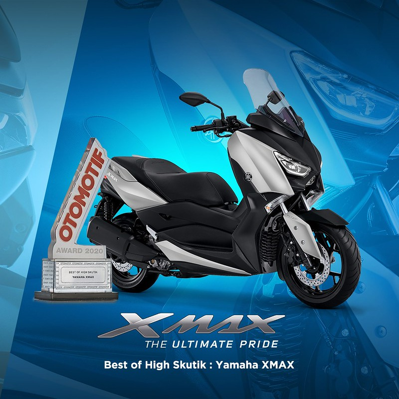 Yamaha XMAX  -Best of High Skutik